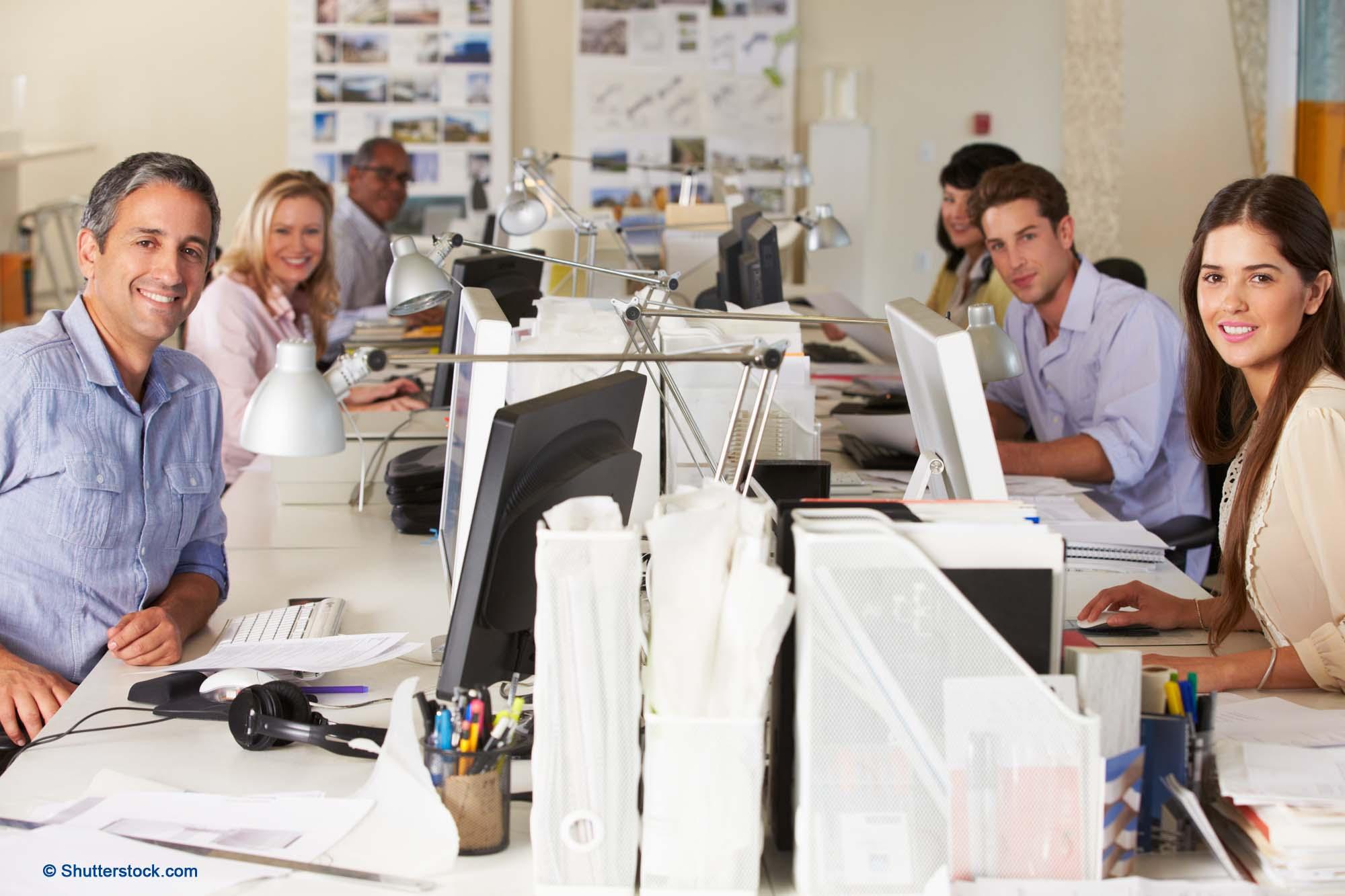 Workplace Photo